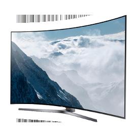 1 Smart TV Samsung