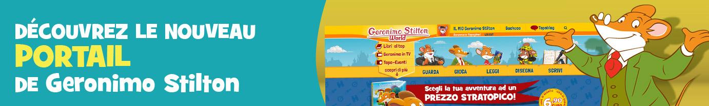 Portail Geronimo Stilton