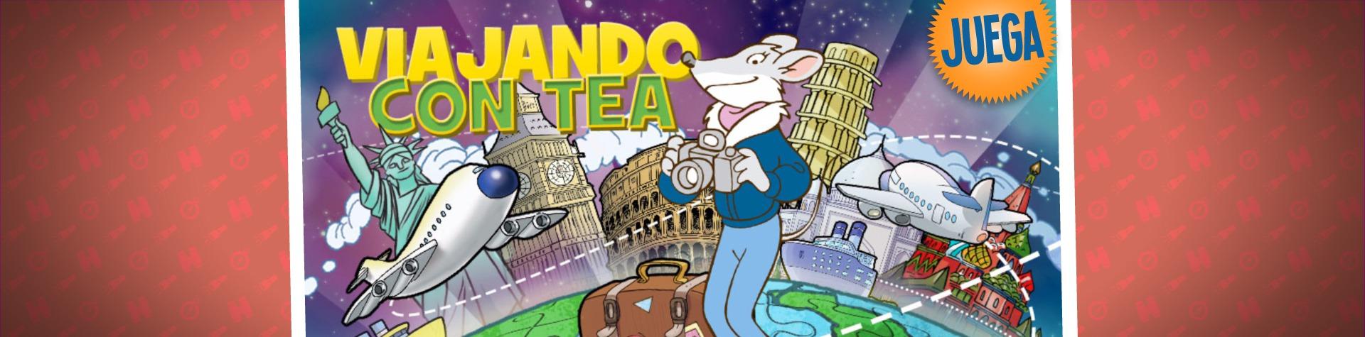 Viajando con Tea