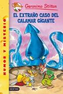 El extraño caso del calamar gigante