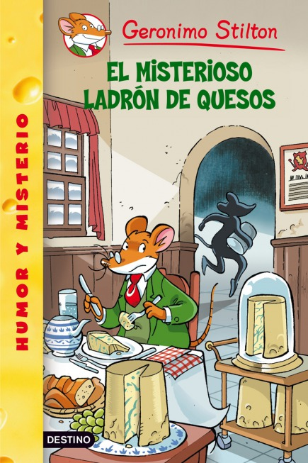 El misterioso ladrón de queso