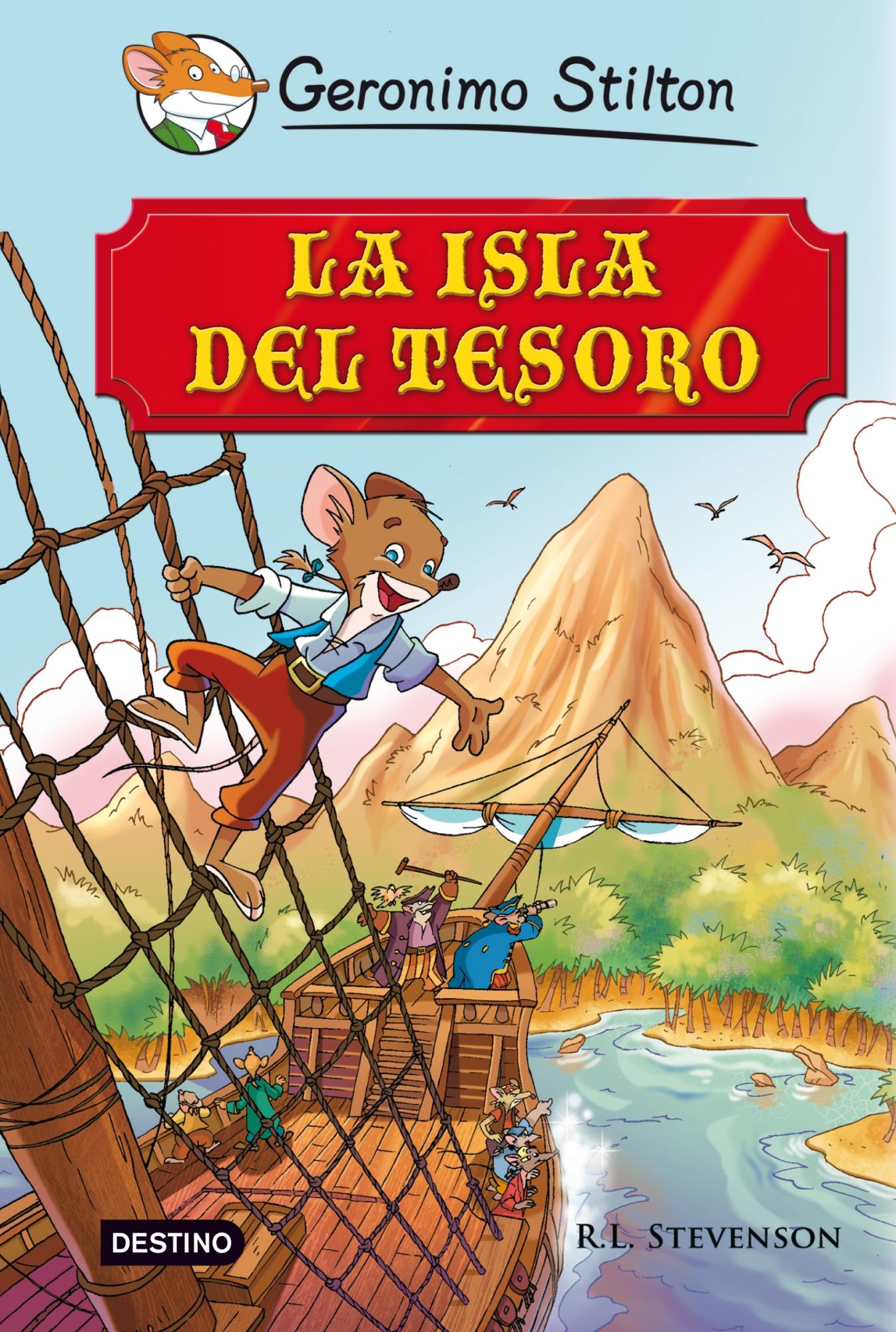 La isla del tesoro - Grandes historias | I libri di