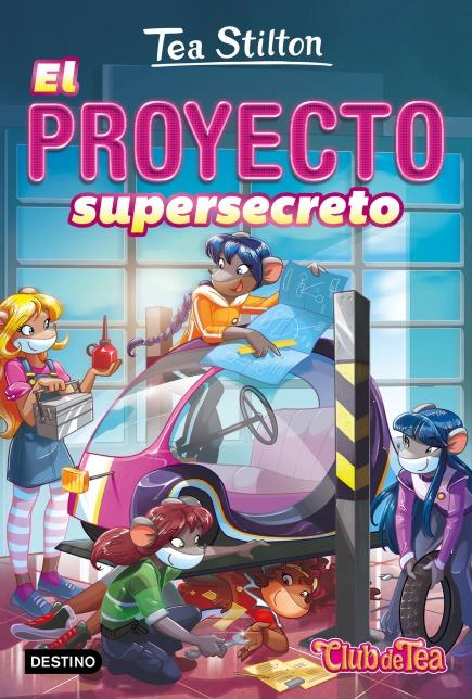 El proyecto supersecreto
