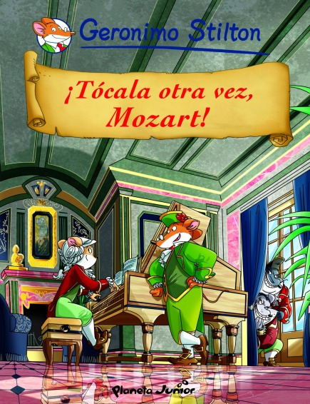 ¡Tócala otra vez, Mozart!
