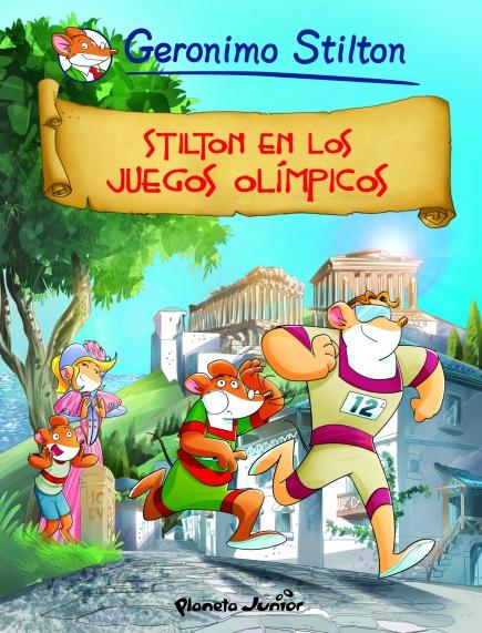 Stilton en los Juegos Olímpicos