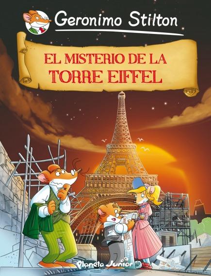 El misterio de la Torre Eiffel