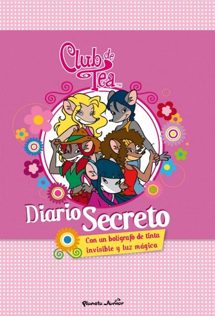 Diario secreto del Club de Tea