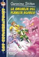La amenaza del planeta Blurgo