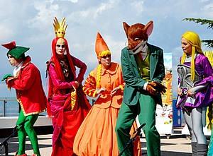 Geronimo Stilton vuelve al Tibidabo con el espectáculo 'Voltem pel món'
