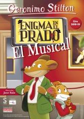 Estreno nacional del musical Enigma en el Prado