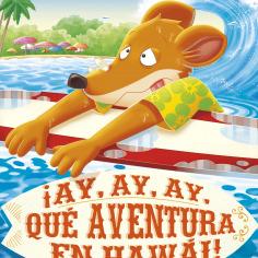 ¡Ay, ay, ay, qué aventura en Hawái!- ¡Lee un fragmento!