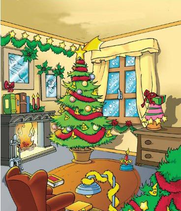 ¡La Navidad está a la vuelta de la esquina!