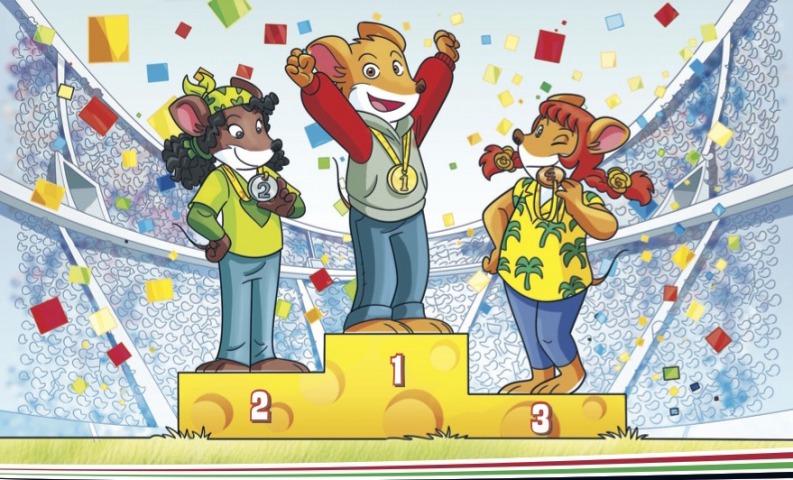 ¡Prepárate para los Juegos Olímpicos!