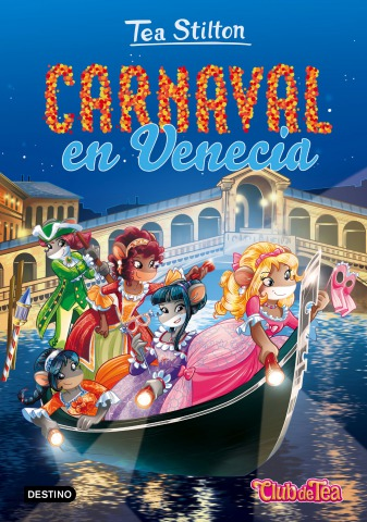 ¡Vamos a pasarlo de bigotes en Carnaval!