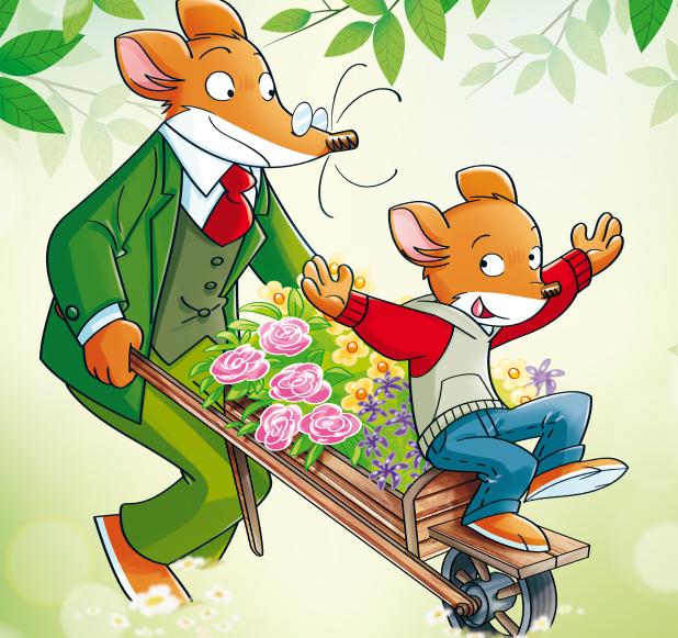 ¡Mandadme vuestros artículos de primavera para El Eco del Roedor!
