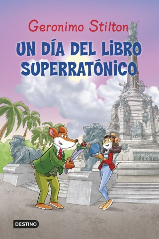 ¡Un Día del Libro superratónico!