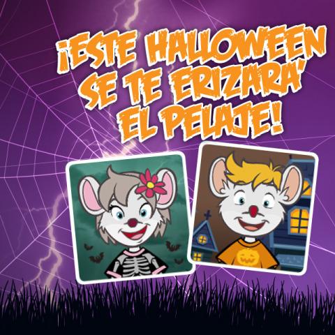 ¡Estrenamos Halloween!