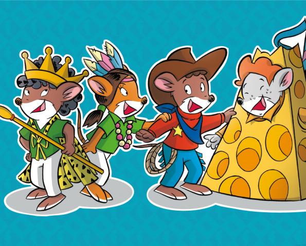 ¡Ya están aquí los ratoavatares de Carnaval!