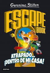 Escape book. Atrapado… ¡dentro de mi casa!