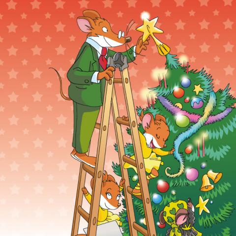 ¡Espero vuestros artículos y dibujos inspirados en la Navidad!