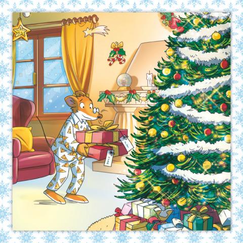 ¡Navidad superratónica en la ratocomunidad!