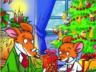 ¡Feliz Navidad, amigos roedores!