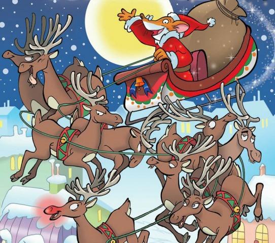 ¡Llega la Navidad Stilton a la página web!