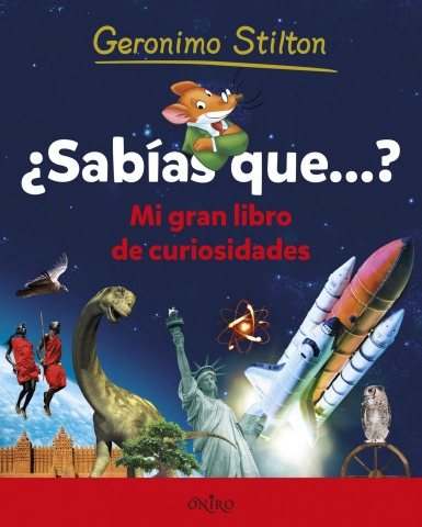 Llega a las librerías el gran libro de curiosidades