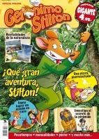 ¿Tienes ya la nueva ratorevista de Geronimo Stilton?
