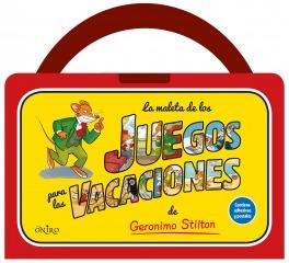 Una maleta de juegos para las vacaciones