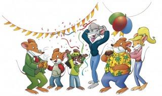 ¡Feliz Año Nuevo a todos, ratoncitos y ratoncitas!
