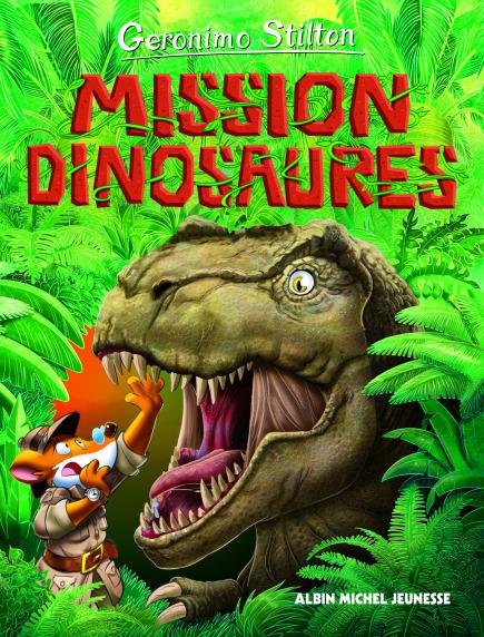 Mission Dinosaures n°10