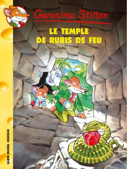 Le Temple du rubis de feu