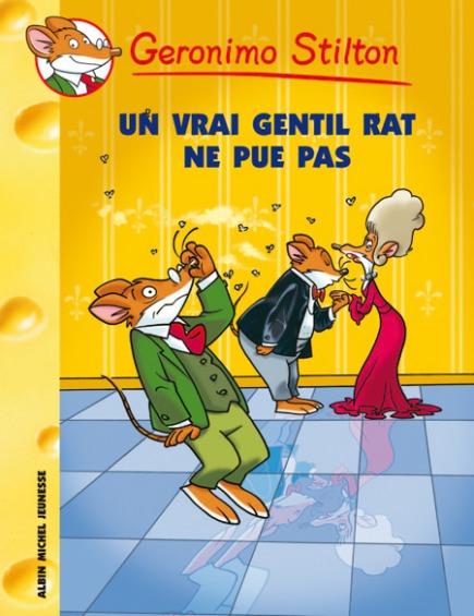 Un vrai gentil rat ne pue pas !