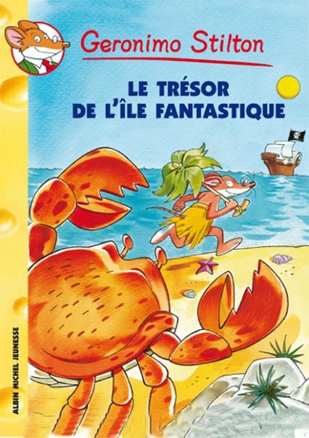 Le trésor de l'île fantastique