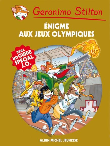 Enigme aux jeux olympiques