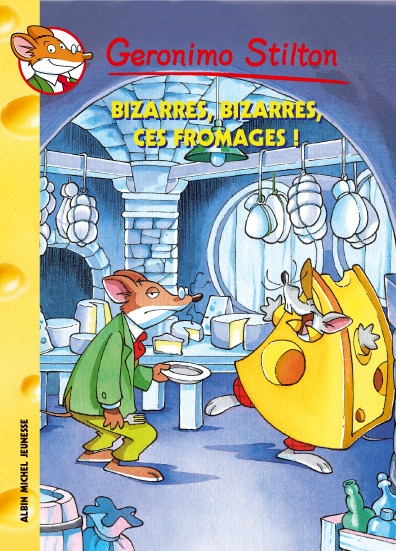 Bizarres, bizzares ces fromages