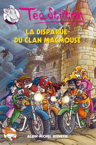 La disparue du clan Mac Mouse