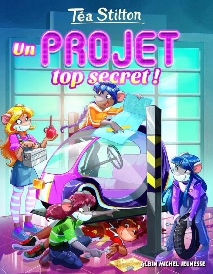 Un projet top secret N°5