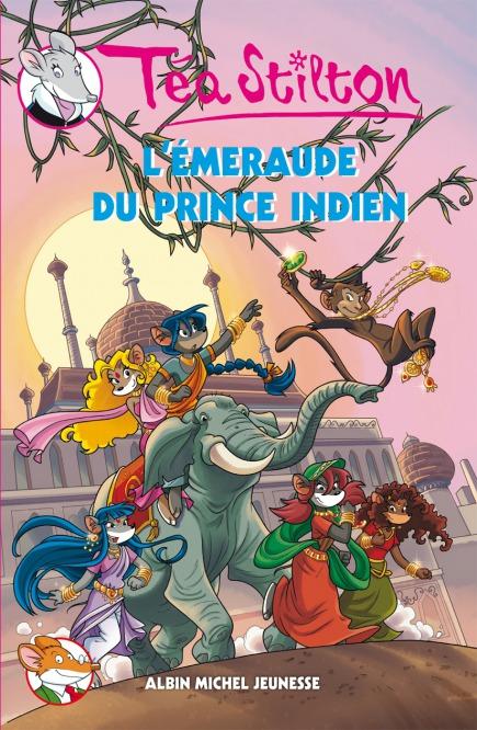 L'émeraude du Prince Indien