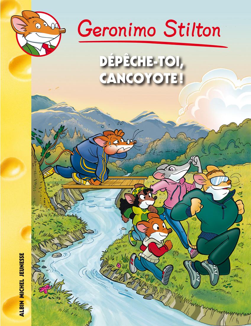 Dépêche-toi, Cancoyote ! - Geronimo Poche | I libri di Geronimo Stilton