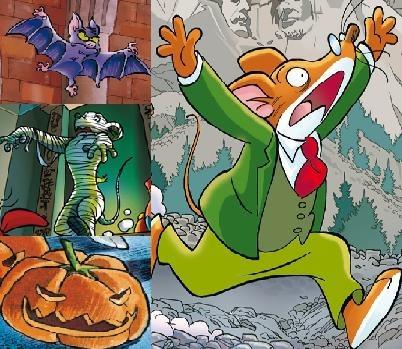 Chauve (souris) qui peut ! Halloween est de retour !!