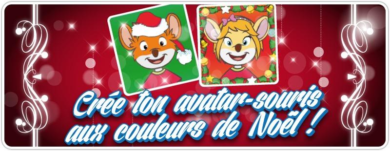 DE NOUVEAUX AVATARS POUR NOËL !!