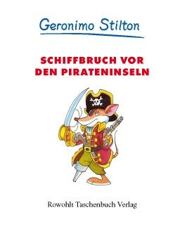 Schiffbruch vor der Pirateninsel (Band 7)