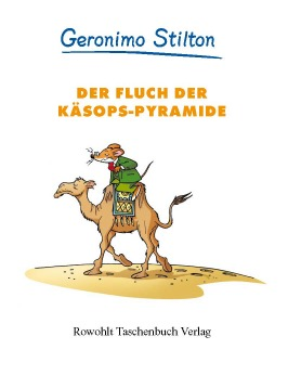 Der Fluch der Käsops-Pyramide (Band 13)