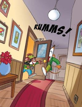 Die namenlose Mumie (Band 21)