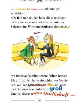 Der unheimliche Käsedieb (Band 23)