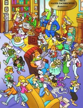 Mausige Weihnachten! (Band 34)