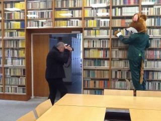 Ein Tag beim Rowohlt Verlag in Reinbek