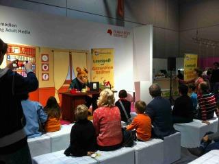 Fotos von der Frankfurter Buchmesse